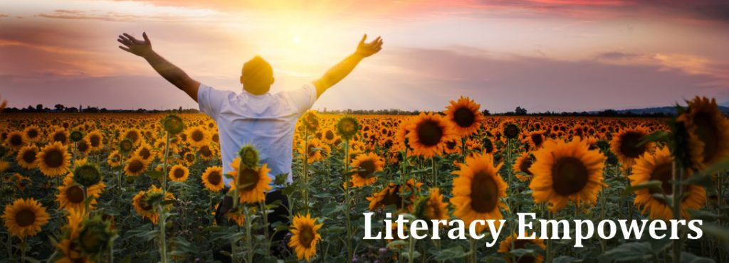 Literacy Unlimited empowers adult learners.